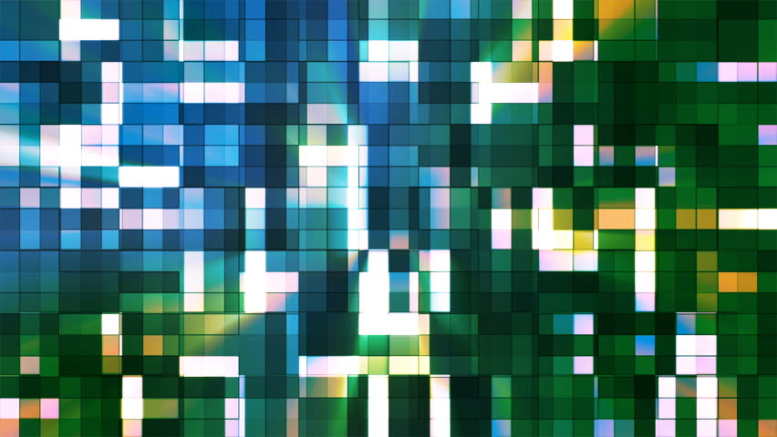 "This Background is called ""Broadcast Twinkling Squared Hi-Tech Blocks 18"", which is 4K (Ultra HD) Background. It's Frame Rate is 25 FPS, it is 7 Seconds Long, and is Seamlessly Loopable. 