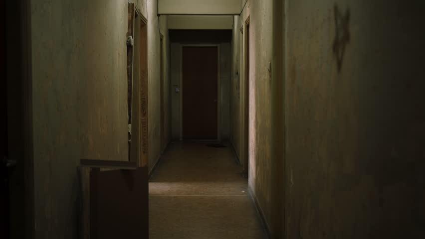 Creepy Basement Torture Chamber Stock Footage Video 21823051