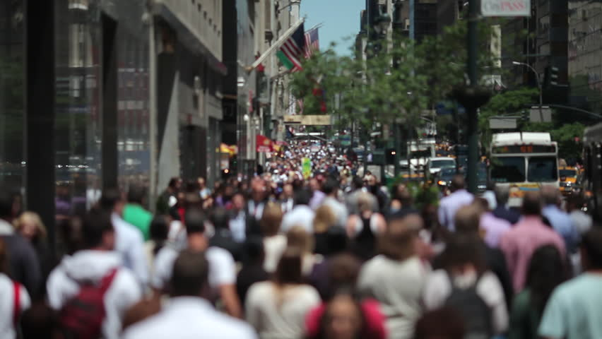 Image result for walking crowds