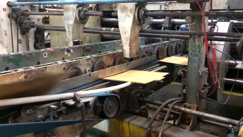 How to make a carton box factory