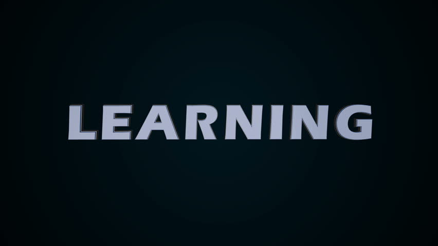 3D text Development, Learning, Researching Brainstorming Innovation | Shutterstock HD Video #23093602