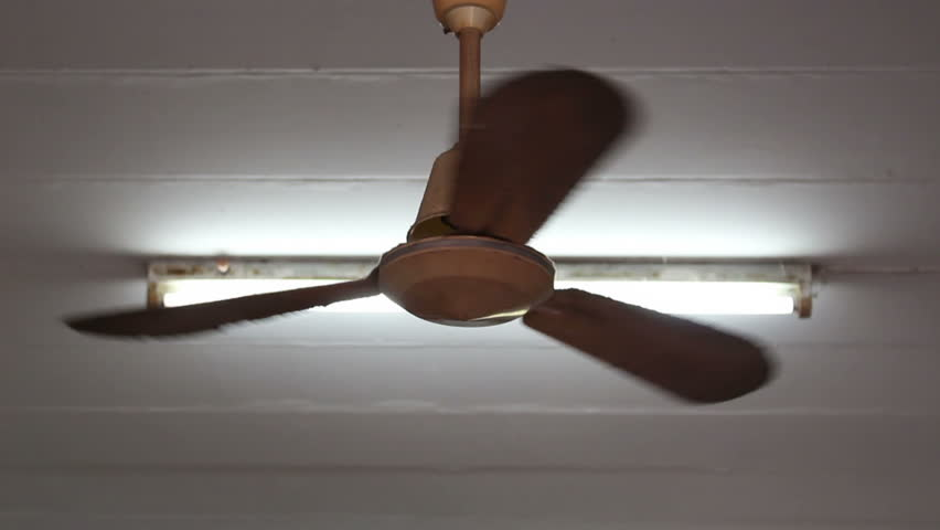 A ceiling fan in a house stock footage video 5140145 shutterstock a ceiling fan in a house hd stock footage clip aloadofball Gallery