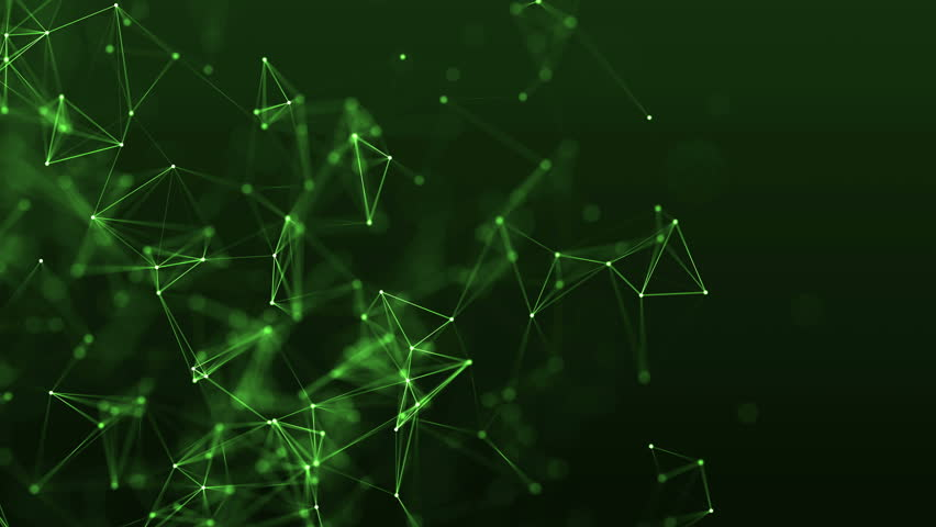 Cg abstract background with geometry elements | Shutterstock HD Video #23193022