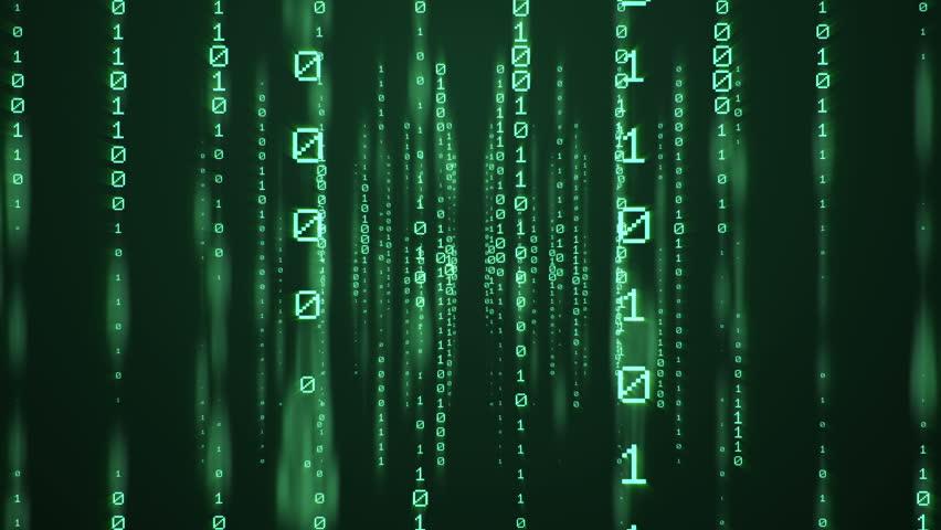 matrix numbers stock footage video shutterstock