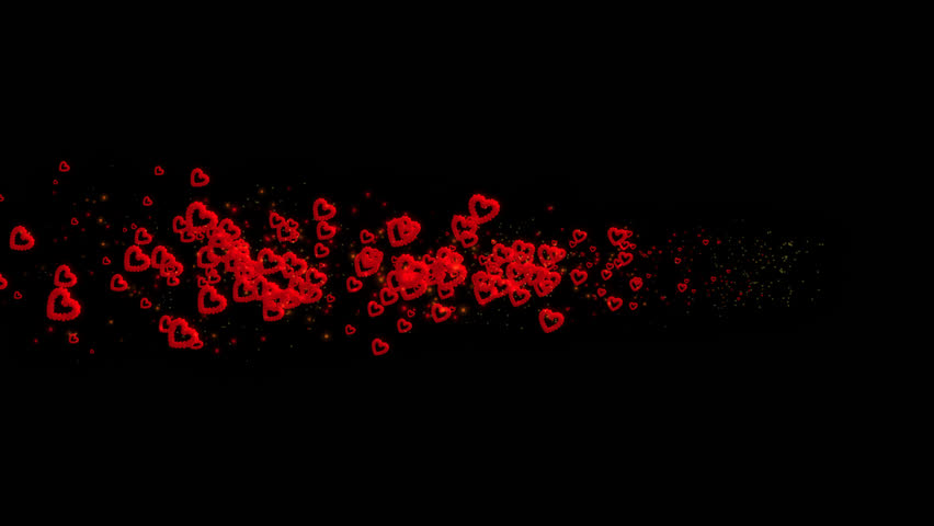 Png Alpha Red Hearts From Stock Footage Video 100 Royalty Free 23239342 Shutterstock