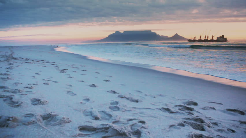 Table mountain in cape town south africa image free - Table mountain wallpaper ...