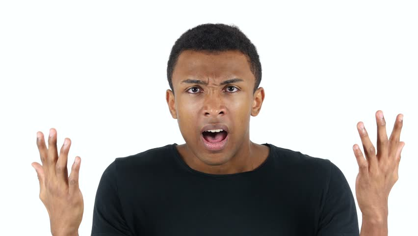 Image result for angry black woman shouting at man