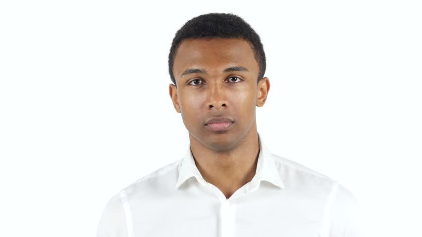 Portrait of Black Man | Shutterstock HD Video #23666206