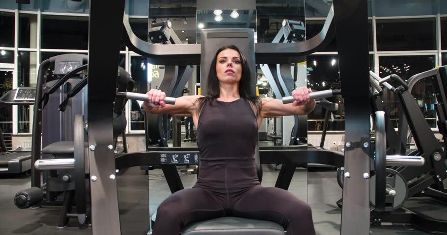 Sexy wife training video