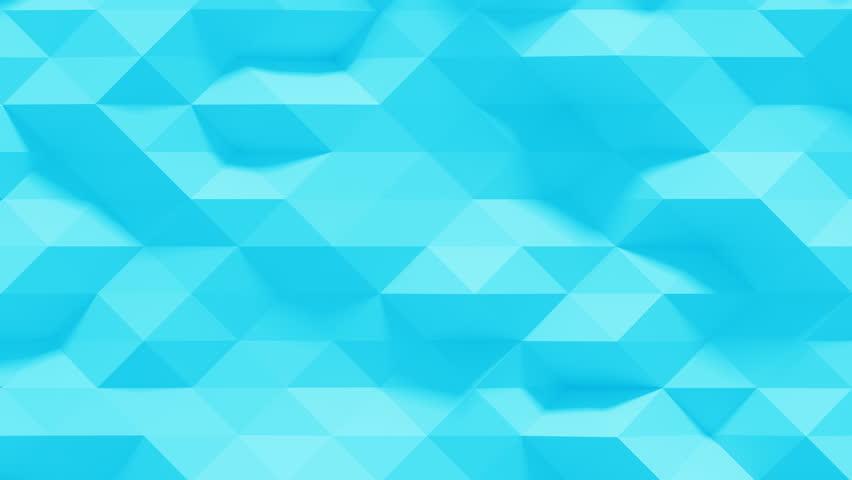 Абстракция синий фон