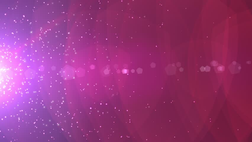 Purple Particle Background Video Loop Stock Video - Video: 58791945