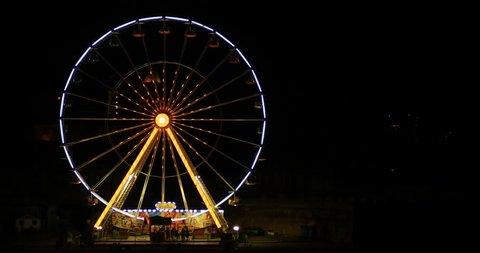 big Wheel time lapse
