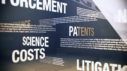 Technology Patents Related Terms