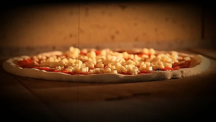 Pizza oven food italian cooking restaurant fire hot margherita video pizza oven food italian cooking restaurant fire hot margherita video old movie effect hd stock forumfinder Image collections