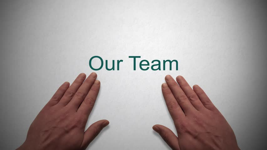 Our Team Title, Intro for Stock Footage Video (100% Royalty-free) 25134692  | Shutterstock