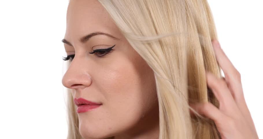 Video blonde Schlag — foto 5