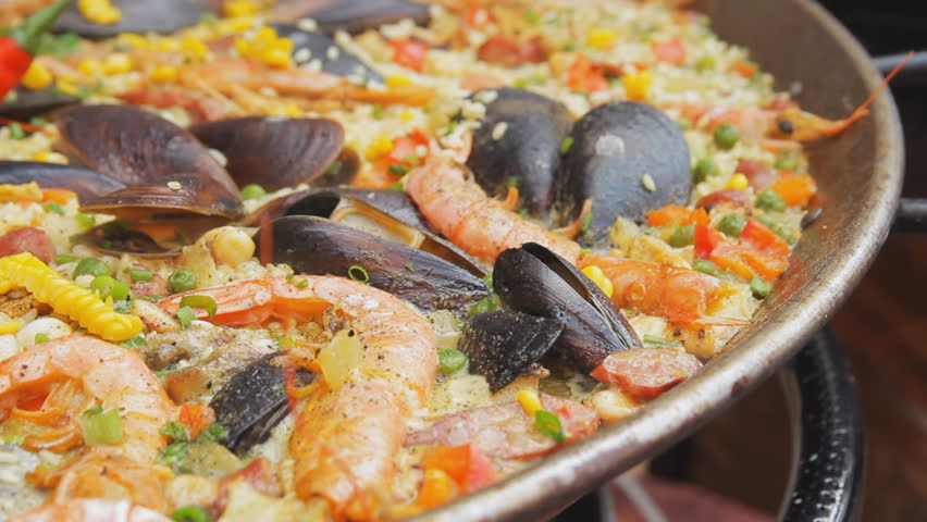 Spanish Food Market