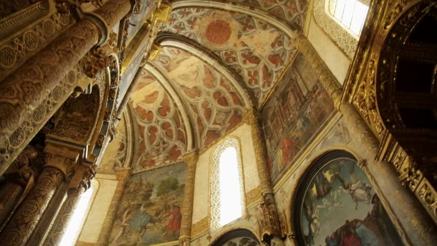 Tomar - Convent of Christ - Charola 360