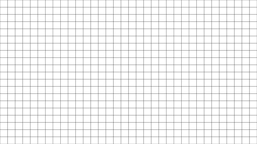 Square grid shrink transition