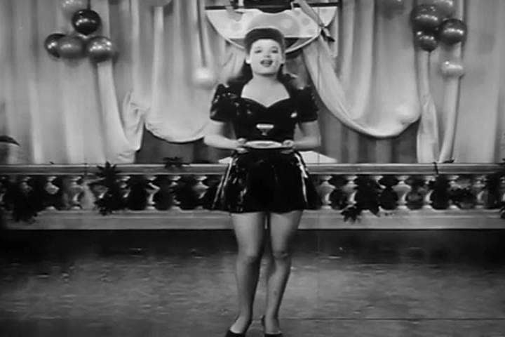1940s: An interpretation of Parisian French cabaret music is featured in this 1940s soundie short.
