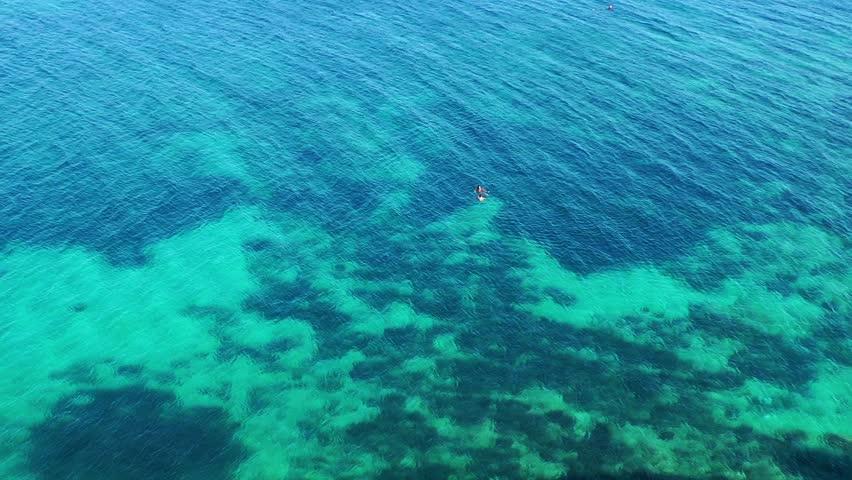 The Green Sea Water | Shutterstock HD Video #26531462