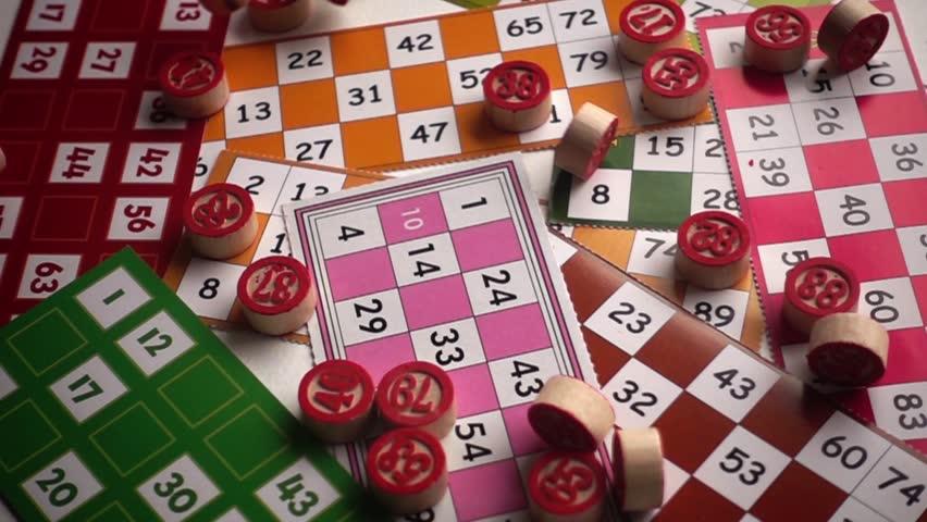 Bingo Lotto Tombala Gambling Game Entertainment