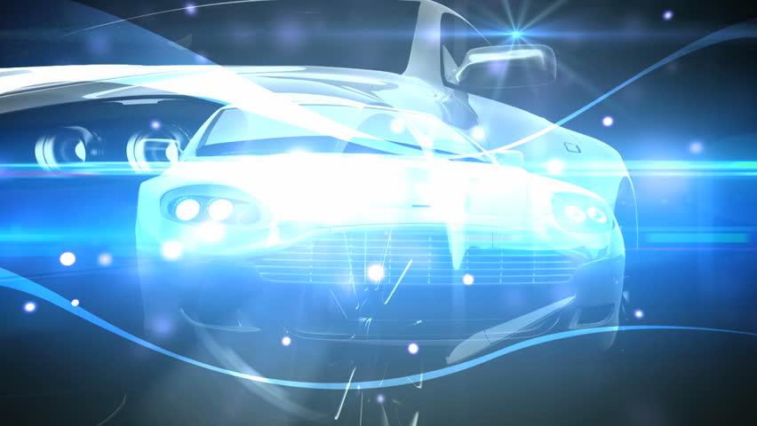 Concept Car Background