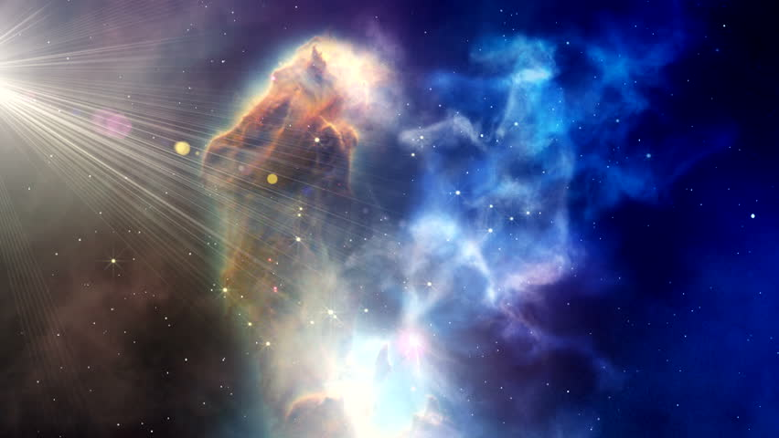 """Nebula Space Shuttle  [ NATURE COLLECTION 24 Series ]+( Series 2  + version from 1 to 7 ) + """" You can find every week new Footage """" + + + """" Have a look at the other Footage series """" #2697665"""
