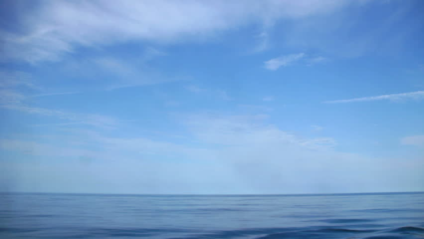 Calm Ocean Waves
