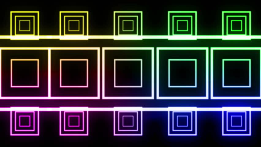 Video Wall 2. HD Loop.