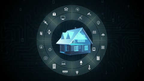 IoT smart home appliance, Internet of Things, artificial intelligence.