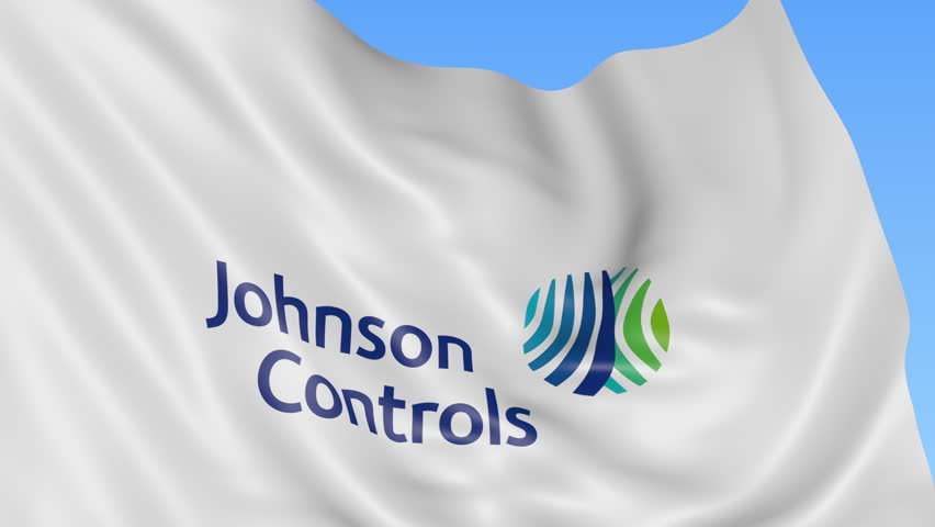 Waving Flag with Johnson Controls Stock Footage Video (100% Royalty-free)  27556222 | Shutterstock