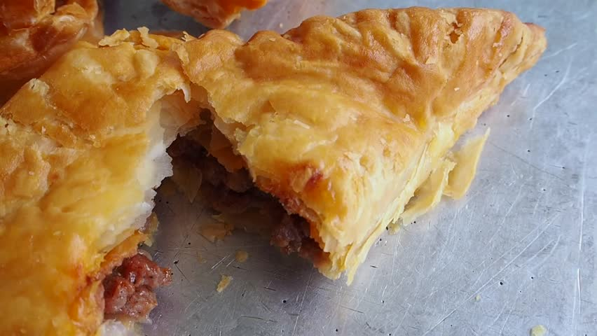 Puff Pastry Definition Meaning