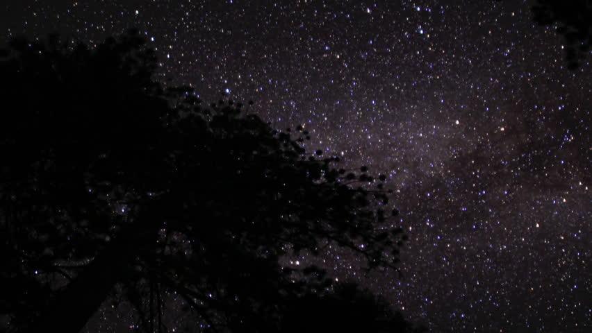 Lassen Timelapse Astrophoto 05 Milky Way Dolly R and Tilt Up   Shutterstock HD Video #2761772