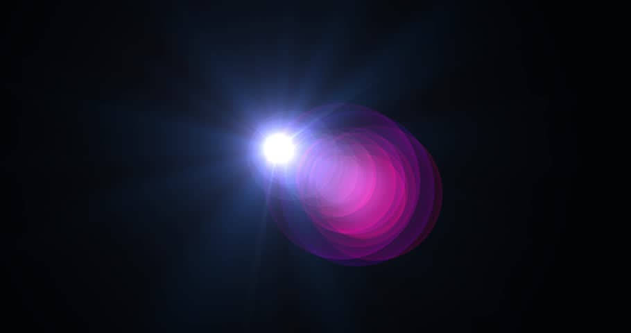 Lens flare for video and cinema  | Shutterstock HD Video #27971632