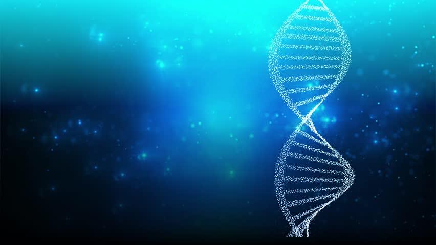 DNA Blood Chromosome Chain Helix  | Shutterstock HD Video #28027942