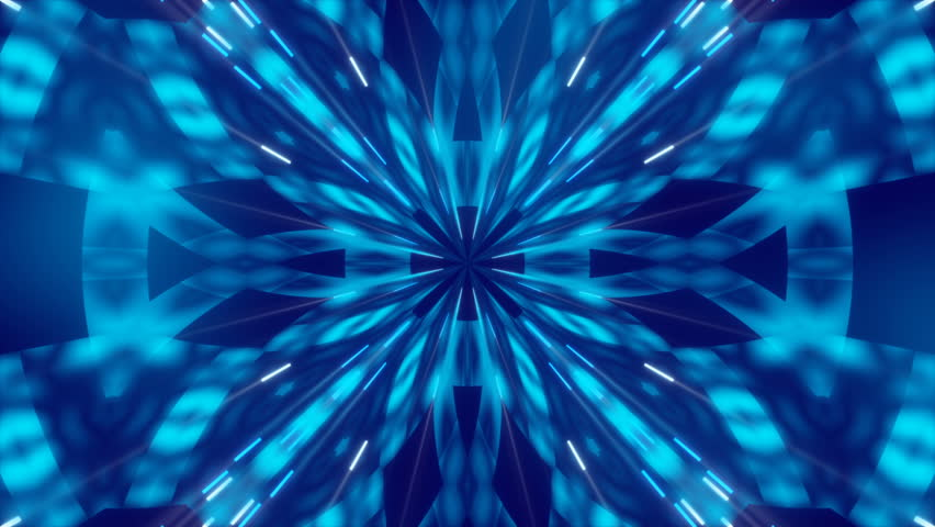 Blue abstract background, moving shapes, loop   Shutterstock HD Video #28338808