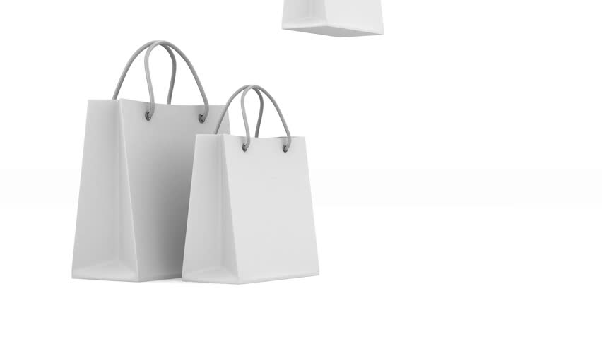 Shopping Bag and Percent On Stock Footage Video (100% Royalty-free)  28384342 | Shutterstock
