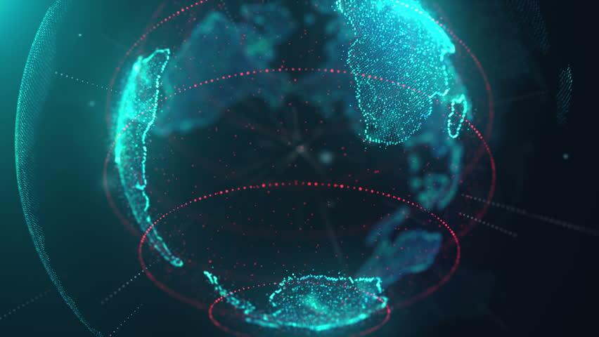 World News Technology Connect 01 | Shutterstock HD Video #28467622