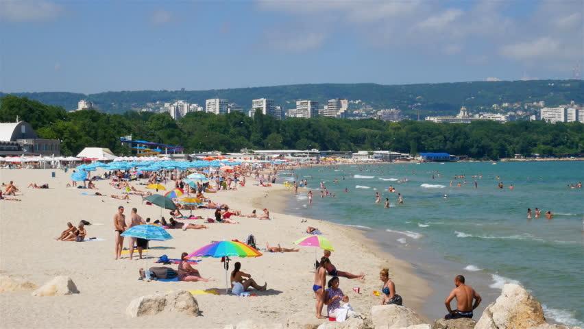 Varna Bulgaria June 28 2017 Stock Footage Video 100 Royalty Free 28588432 Shutterstock