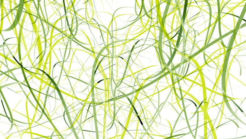 Grass, spring - abstract background. HD 1080p, seamless loop.