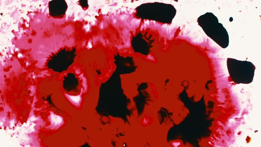 Black ink splash Footage #page 39 | Stock Clips