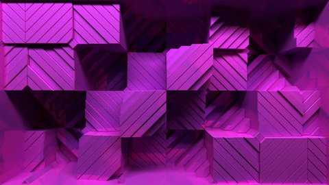 Displace2 is a seamless pack of looping visuals, perfect for video projection mapping, nightclubs, large scale video events, and installations.