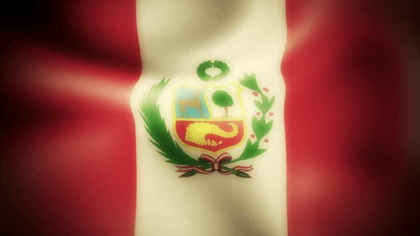 Peru An elegant animation of the Worlds flags, Using a 32bpc pipeline these are high quality animations. Ideal as backgrounds or as icon overlays on TV and the Web.