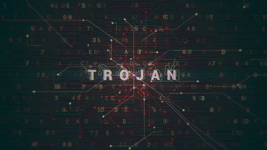 New Crypto Hi-Tech Background. This is abstract animation of futuristic grid with highly technological visual effects. Perfect for any type of videos dealing with  hi-tech projects, sci-fi movies. | Shutterstock HD Video #28860172
