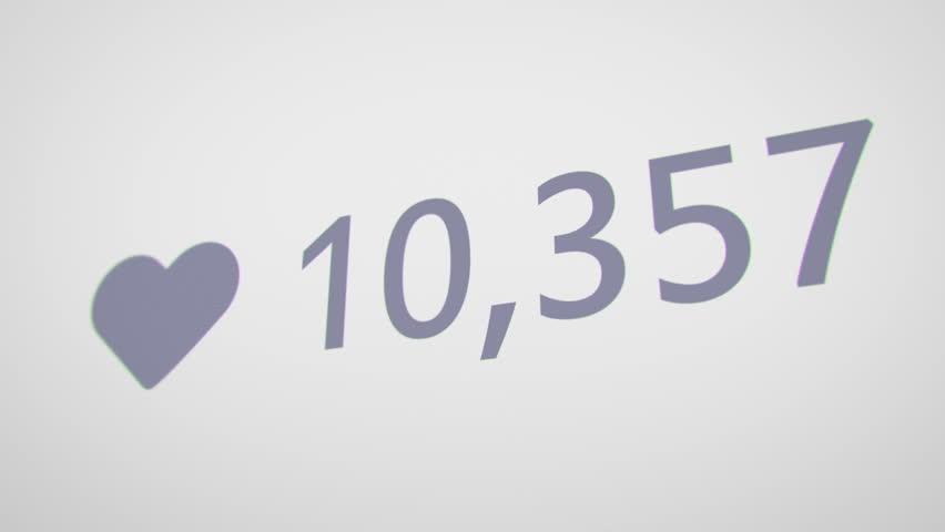 Modern counter animation | Shutterstock HD Video #29350102