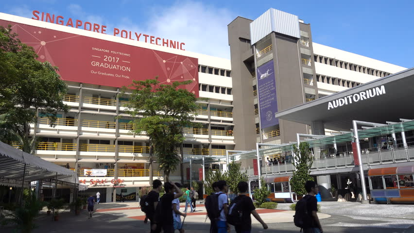 Singapore's Top Polytechnics And Private Institutions In 2017, Based