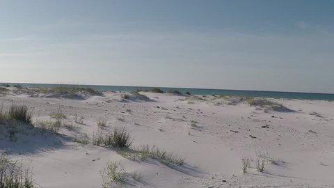 Drive down white sandy beaches of Pensacola Florida