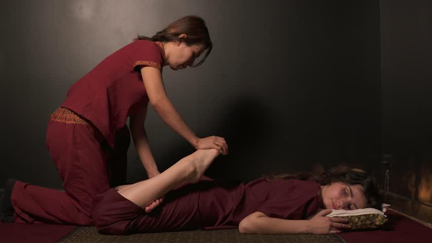 Free Thai Massage Videos