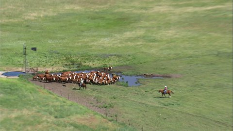 Aerial View G2, Nebraska, United States
